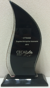 Trophée citrage 3